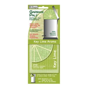 3701 Garbage Pals - Aromatic Lime Sachet