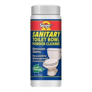 P-24 Sanitary Toilet Bowl Powder Cleaner 12 oz.