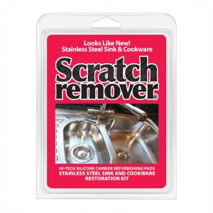 63001 SS Sink & Cookware Scratch Remover